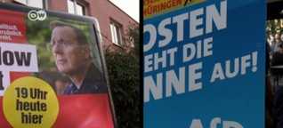 A divided state? Thuringia heads to the polls