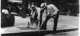 Prohibition in den USA: Ein Land auf dem Trockenen