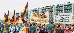 Und jetzt: Die Westdeutschen