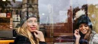 Millennials und ihre Angst vor ungeplanten Reisen - WELT