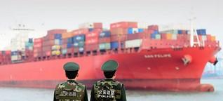 Handel - Ist das noch Frieden?