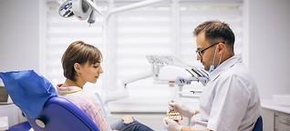 """Zahnarzt: """"Ich zahle mir etwa 11.000 Euro im Monat aus"""""""
