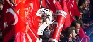Was bitte ist gerade in der Türkei los, Herr Küpeli?