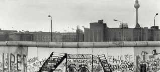 Berlin 30 Jahre nach dem Mauerfall: Schaut auf diese Stadt!