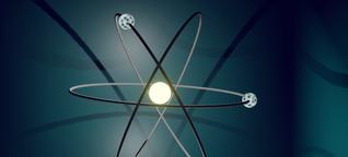 Eine Reise in das kleine Universum: Großartige Quanten!