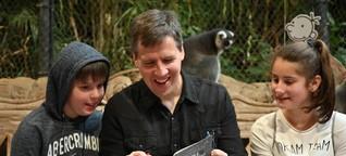 Gregs Tagebuch: US-Kinderbuchautor Jeff Kinney über sein Erfolgsrezept