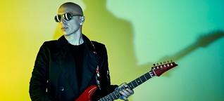 """Joe Satriani im Interview: """"Veränderung ist unumgänglich"""" - uDiscover"""