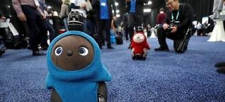 CES in Las Vegas: Gadgets, die die Welt nicht braucht - oder doch?
