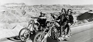 """50 Jahre """"Easy Rider"""": Höllenfahrt in ein neues Zeitalter - DER SPIEGEL - Geschichte"""