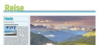 Trentino: Traumkulissen in den Dolomiten