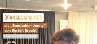 Amanda Palmer - @deutschlandfunkkultur