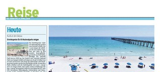 Panama City Beach: Ein Ort zum Träumen