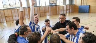 Kampf um die Hallenmeisterschaft: Leistungsprinzip inklusive