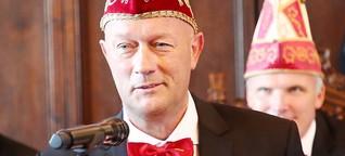 Der Prinz, der Kaiser wurde: Thomas Kemmerich im Portrait