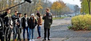 Mix it: Jugendliche lernen das Filmen