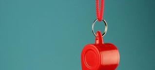 Verräter oder Helden? – Über Whistleblowing