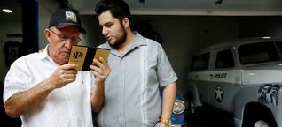 Escobar-Familie: Spielzeug für schwere Jungs