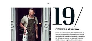 Restaurantkritik: Frisk Fisk, Winterthur