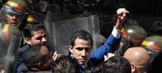 Venezuela: Die Entscheidungen fallen woanders