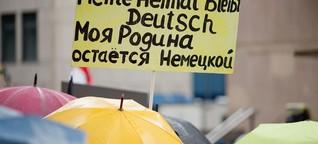 Warum die AfD ausgerechnet die Russlanddeutschen umwirbt