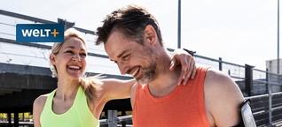"""Partnerschaft: """"Beim Sport zeigt sich ungefiltert die Beziehungsdynamik"""" - WELT"""