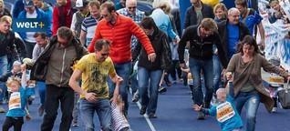 Sport der Kinder: Die größten Fehler von Eltern - und wie man sie vermeidet - WELT