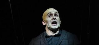 Standing Ovations für Samuel Koch als Judas im Fuldaer Schlosstheater