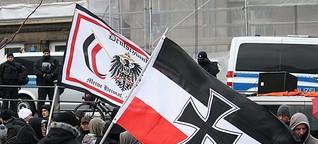Kamp-Lintfort: Wie ein Neonazi im Ruhrgebiet Angst schürt