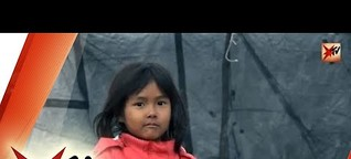 Die Flüchtlingskinder von Moria