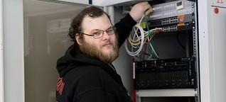 Imagefilm: Ausbildung - Elektrotechnik und Informatik im Diakovere Annastift Berufsbildungswerk