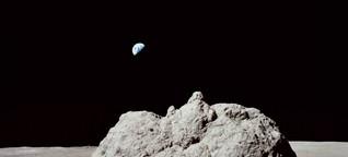 Neue Mondsteine für die Erde