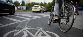 Für Kinder erklärt: Der Streit um die Radwege - DER SPIEGEL - Dein SPIEGEL