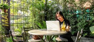 Digitales Nomadentum, ein Trend zwischen Mehrwert und Schneeballsystem