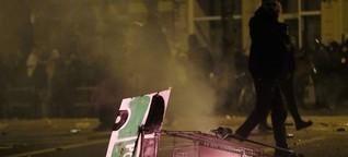 Angriff auf Polizisten in Leipzig: Bei Linksextremisten sinkt die Hemmschwelle