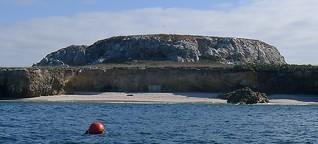 "Der ""Hidden Beach"": Das Geheimnis der Marieta-Inseln"