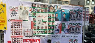 Iran: Wahl ohne Begeisterung