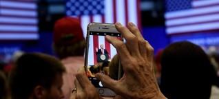 Midterms in den USA - Wie die Sozialen Netzwerke mit ihrer Rolle im Wahlkampf hadern
