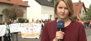 Wedringen kämpft für Umgehungsstraße | MDR Sachsen-Anhalt Heute