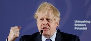 Boris Johnson, der Grenzschließer