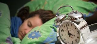 Schlummern, Mittagsschlaf, Kaffee: Was tut unserem Schlaf gut?