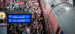 Inklusion bei Eintracht Frankfurt: Barrierefrei auch in der Kurve