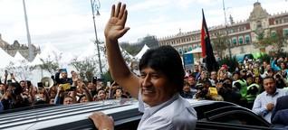 Proteste und Morales-Sturz in Bolivien: Wir alle waren verliebt in ihn