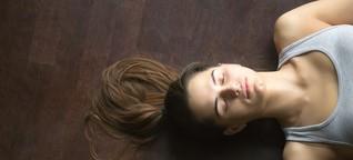 Yoga und Meditation: Die Entschleunigung des Atems