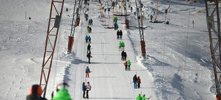 Viele Skifahrer, kaum Köche - Winterparadiese vor großen Problemen