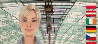 Vom Roboter zum Avatar und Callcenter-Agent