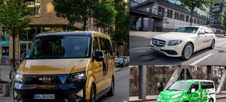 Coronavirus: So geht es den Car- und Ridesharing-Anbietern - ein Überblick