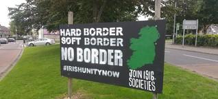 Die Grenze zwischen Irland und Großbritannien - Auslandsreportage