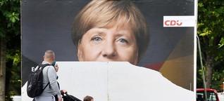 Wahlverluste von SPD und CDU - Volksparteien auf Profilsuche
