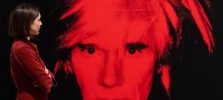 Andy-Warhol-Retrospektive in der Tate Modern
