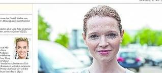 Karoline Herfurth: Abgetaucht im Märchenwald